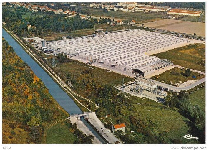 Производственный комплекс Sodetal (Франция)